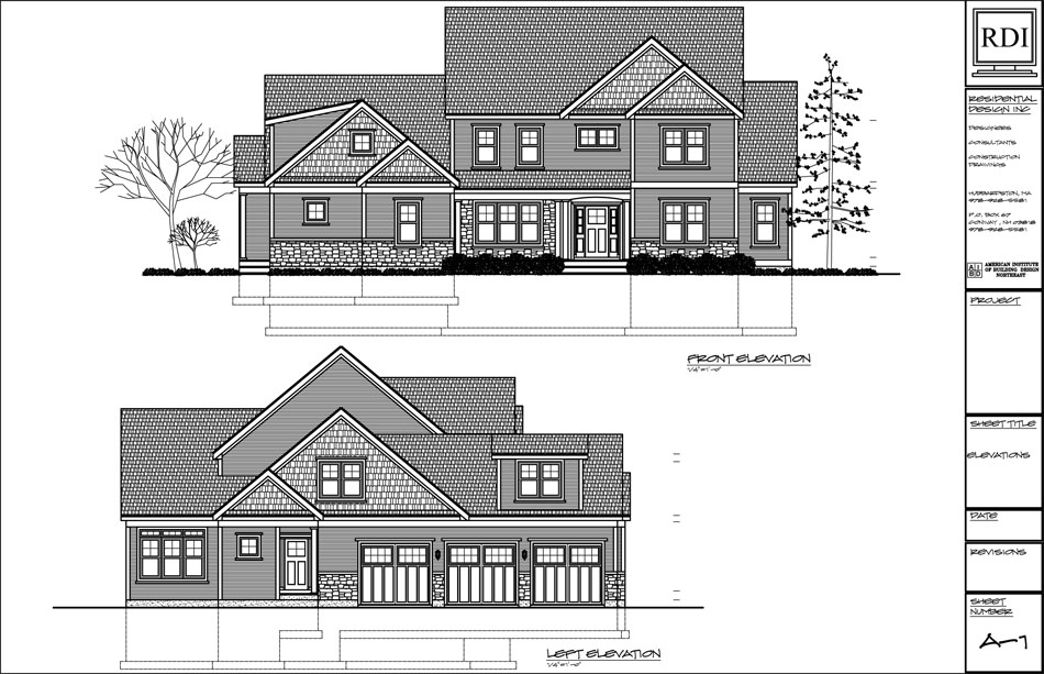 Elevations Residential Design Inc